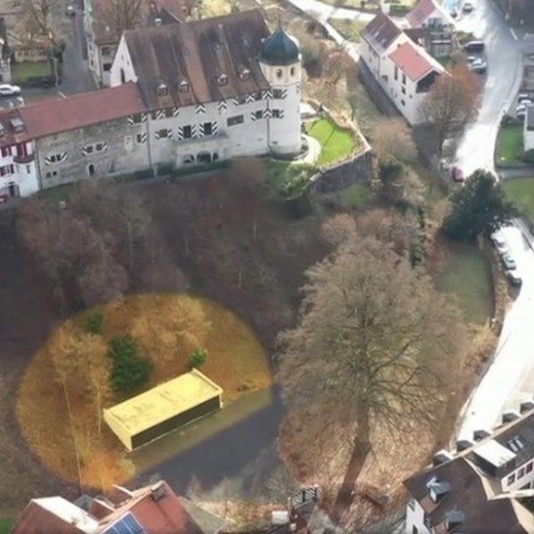 Was für ein #sensationeller #Fund! Bei Grabungen in Bregenz wurden die Überreste eines ...