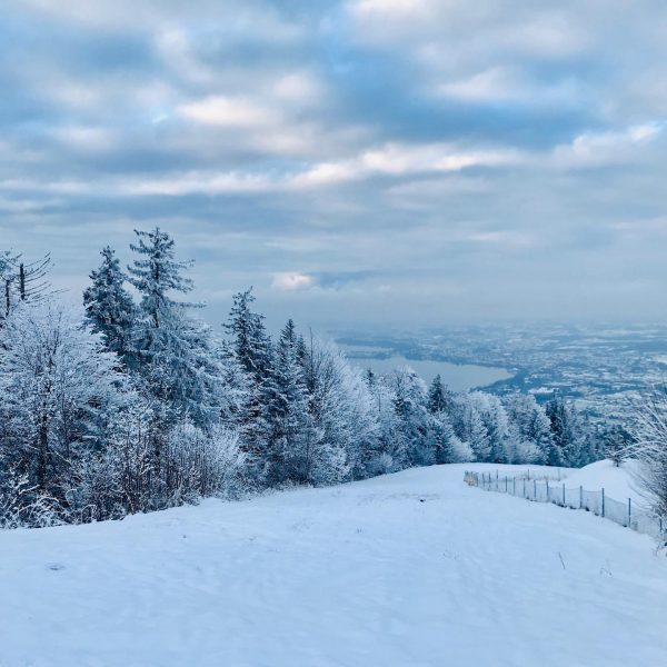 #pfänder #snow#vorarlberg #snowwalk #austria🇦🇹 #wintertime Berg Pfänder - Bregenz (A)