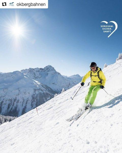 Der Skibetrieb im Kleinwalsertal startet voraussichtlich am 10. Februar 2021 @okbergbahnen; ・ Aufgrund ...