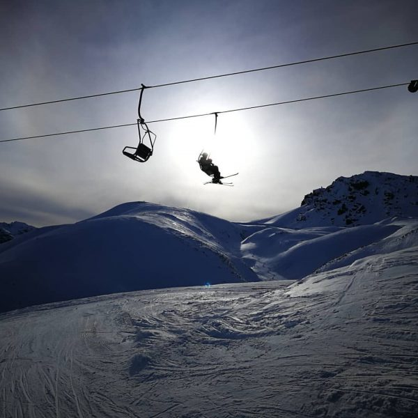 #oberlech #mohnenfluh #skiclubarlberg #skiclubarlberg_lech #skitouring #lechzuers #skidoo 🙏 Lech, Vorarlberg, Austria