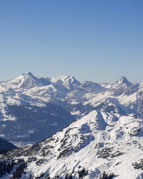 Was für ein Tag gestern am @sonnenkopfklostertal 👍 - #vorarlberg #sonneknopf #winter #montafon ...