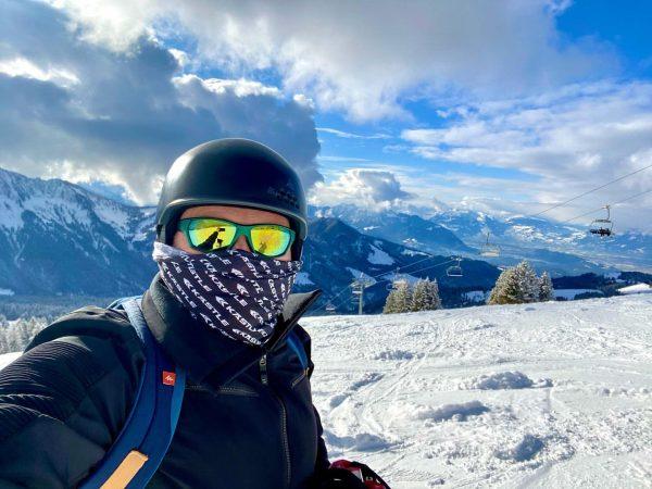 #Vorarlberg hat #wunderbare #Schigebiete. Heute Nachmittag das @skigebiet_laterns ausprobiert. Mein #3Tälerpass gefällt mir ...