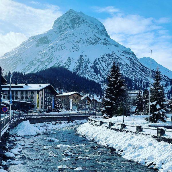 Have a nice Friday! #hotelgotthardlech #lechzuers #lechamarlberg #omeshorn #omes2557 Hotel Gotthard Lech