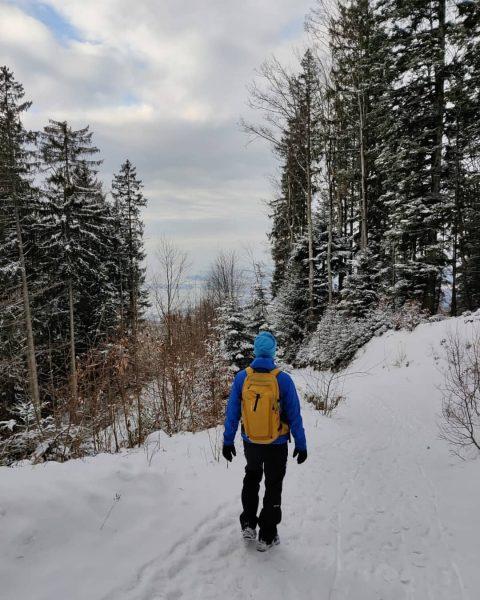 #pfänder #bodensee #bregenz #lochau #winter #schnee #snow #hiking #wandern Lochau