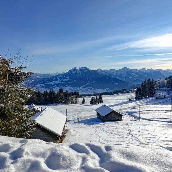 #winterzeit am #bödele #schwarzenberg #bregenzerwald #bregenzerwaldalpen #visitbregenzerwald #visitvorarlberg #visitaustria #weloveaustria #365austria #winterzauber #winterwonderland ...