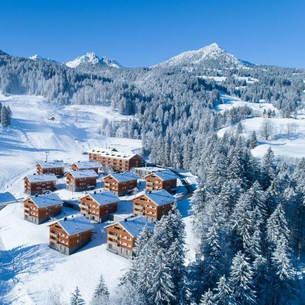 Schnee ❄️ + Berge 🗻 = Magie ✨ Mit diesen tollen Schneebildern aus ...