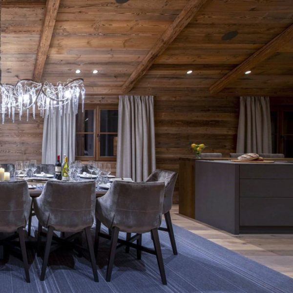 Tucked up high in the Alps, Lech am Arlberg ( Austria) is one of leading winter sport...