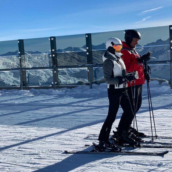 Und weiter gehts😇🍀👍⛷⛷⛷ #lechzuers #arlberg #roggal #mountains #hiking #placetobe #beautifulday #paradise #mylechzuers #wanderdoerfer ...