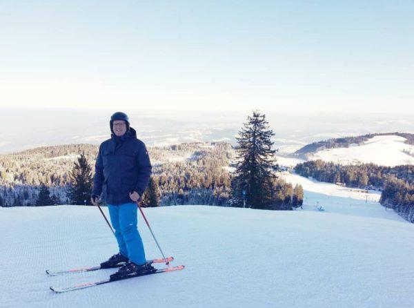 ...wunderbar mal wieder auf Schi den Berg runterrauschen ⛷🗻 mein nächstes Bild wird ...
