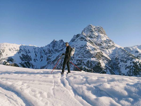 Skitour von Baad auf die Güntlespitze (2.092m) #skitour #tourenski #skimo #skitouren #oberstdorf #skitouring ...