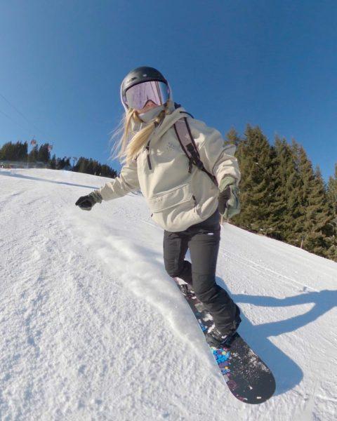 🏂🏂🏂 . . . . #mountains #austria #montafon #snowboarding #wintersaison #gopro #gopromax #dopesnow ...