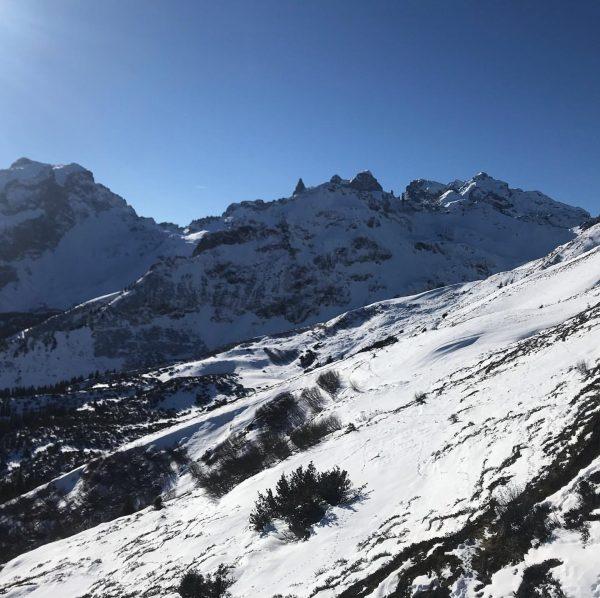 Schifahren am Golm #bergpartner_vorarlberg #visitvorarlberg #meinmontafon #tschagguns #seniorenbund #pensionistenverband