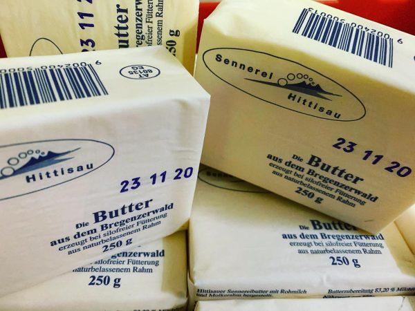 "👉 ""Hittisauer SennButter"" ... mhmm, die schmeckt! 🤗 Schon gewusst?! Unsere Butter 🧈 ..."