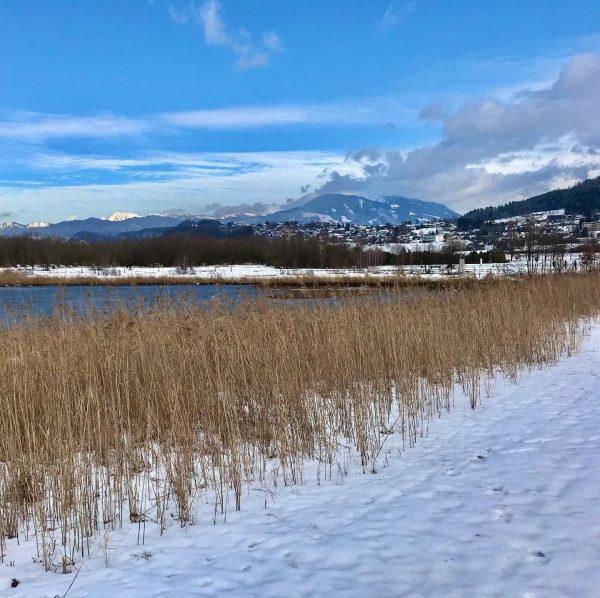 #egelsee #feldkirch #tosters #vorarlberg #winterspaziergang Vorarlberg
