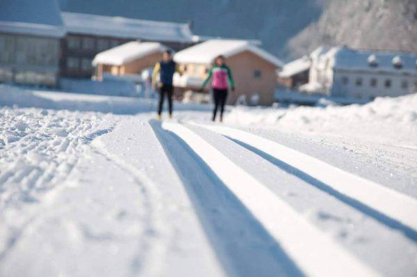 Ab heute ist auch klassisches Langlaufen in Bezau möglich! ❄❄ Seid ihr Team ...