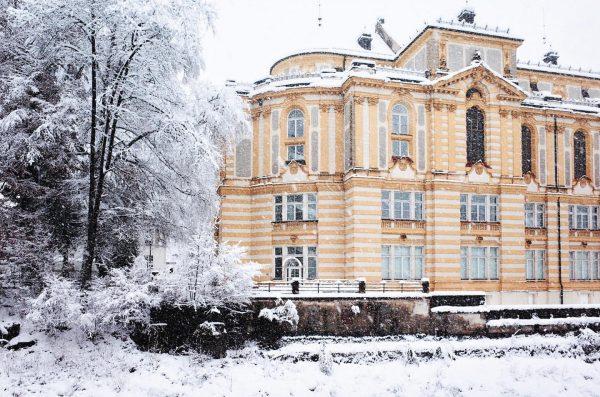 Amazing snow day in Feldkirch ❄️ ☃️🌨🏂🏔🎿 #snow #feldkirch #snowing #bregenzerwald #bregenz #dornbirn #vorarlberg #snowday #austria #whitesnow...