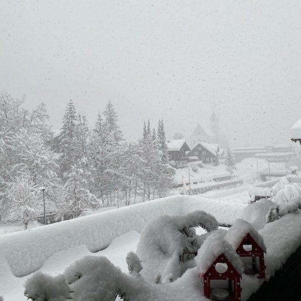 es schneit und schneit...... ❄️ ❄️Schneezauber❄️❄️ #schneezauber #silbertal #pensionfaneskla #montafon #meinmontafon #urlaubinvorarlberg