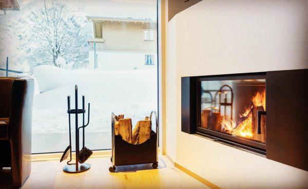 #kaminfeuer #chimney #hotellün #boutiquehotel #cozy #cozyvibes #urlaubinösterreich #urlaub #urlaubindenbergen Brand, Vorarlberg, Austria