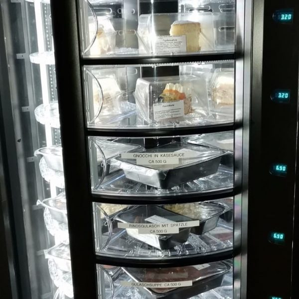 Hast du bereits unseren Selbstbedienungsautomaten ausprobiert? 🙌🏻 Der Automat steht direkt neben unserer ...
