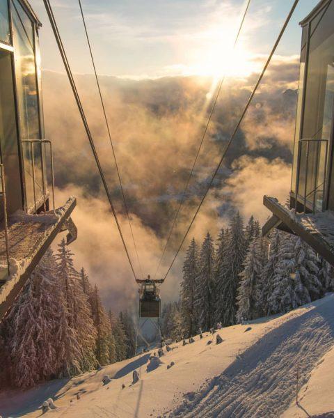 Unsere Kabinenbahn in Bezau ist täglich bis 14. März geöffnet. Das Skigebiet Niedere ist an folgenden Tagen...