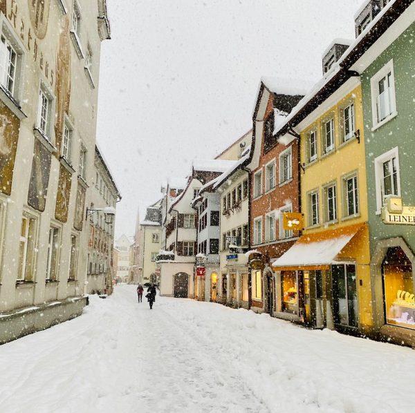 Wie schön wäre es jetzt, Gästen im Rahmen einer Stadtführung das winterlich gekleidete Feldkirch zu zeigen! Auch...