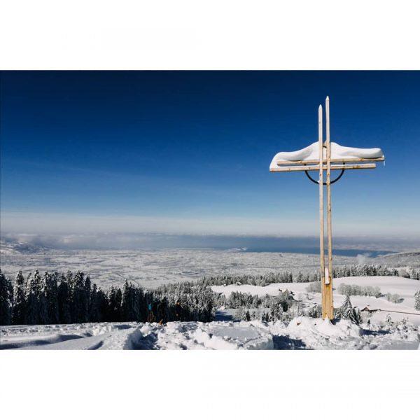 Was war das gestern für ein Traumwetter😍... Bitte noch viiieel mehr davon diesen Winter #visitvorarlberg #visitbregenzerwald #austria...
