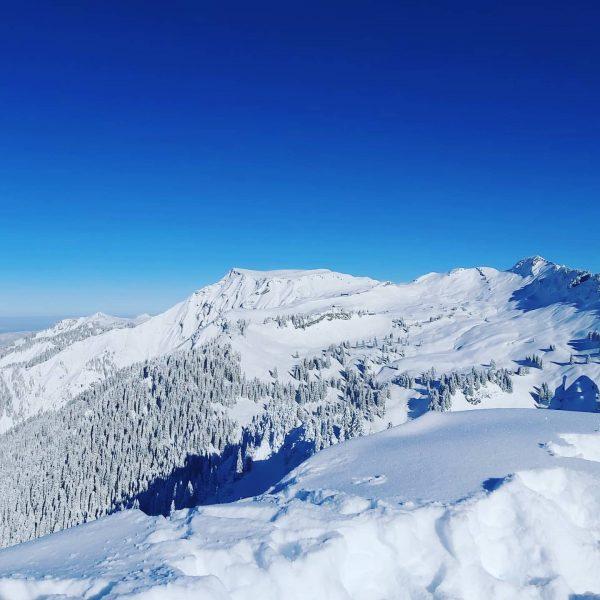 Traumskitour von Bonacker auf die Nob! 🌞❄ . . #skitouring #skitour #ski #winter ...