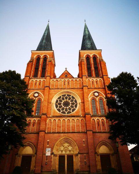 Also mit Religion hab ich nicht viel am Hut, aber diese kiexhenin Bregenz ...
