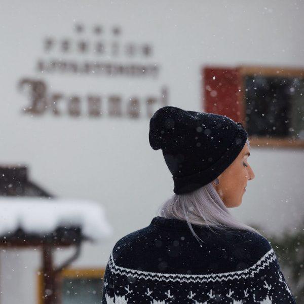 Wow!! In den letzten Tagen hat es kräftig geschneit. In Lech hat es ...