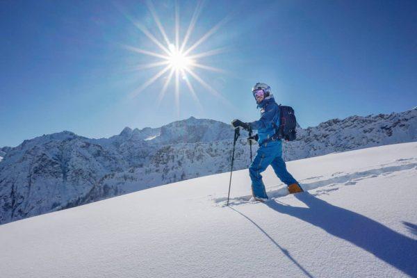SOMETHING NEW IS COMING UP SOON 😍❄️💙❄️😍 #schigong #skiing #powderskiing #skifahren #deeppowder #tiefschnee ...