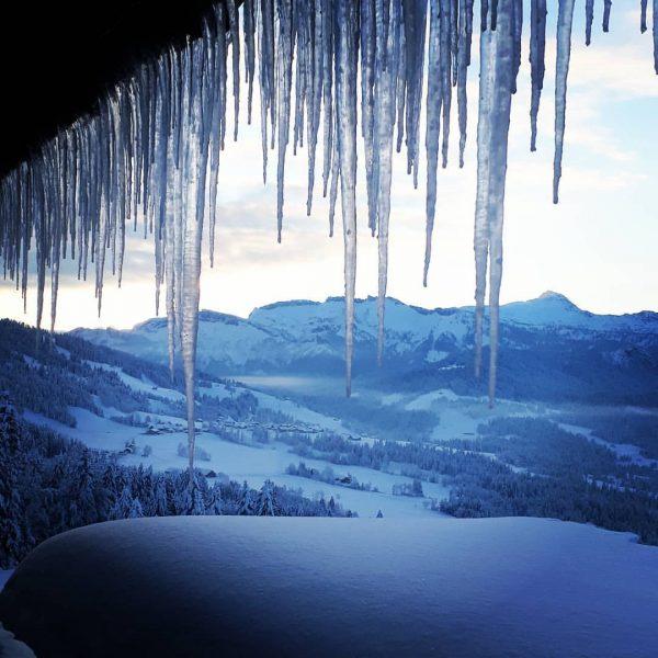 #schneewelt #visitvorarlberg #visitsibratsgfäll #hausjägerblick #winterwonderland #hoffentlichbaldwiedermitgästen #meinsibra