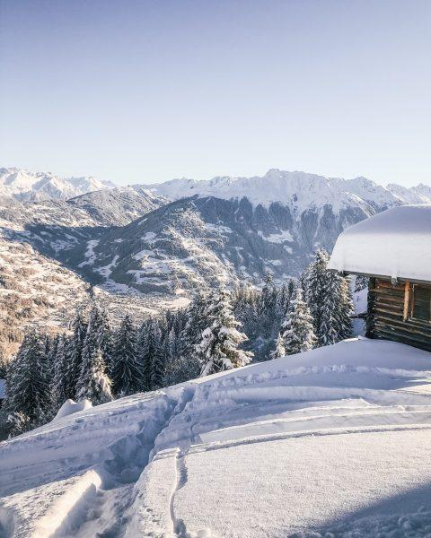 Paradise doesn't have to be tropical. ❄️ #wintermitwow Welches ist Deine liebste Jahreszeit? ...
