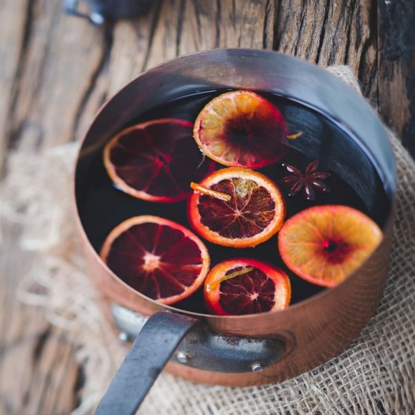 IT'S MULLED WINE O'CLOCK ❣️ Don't be afraid to spice things up. Wine, ...