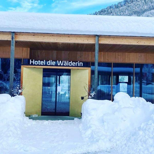 Winter-Traumtage in Mellau . . . #hoteldiewälderin #winterwonderland #bergbahnmellau #visitbregenzerwald #visitvorarlberg #mellau #venividivorarlberg ...