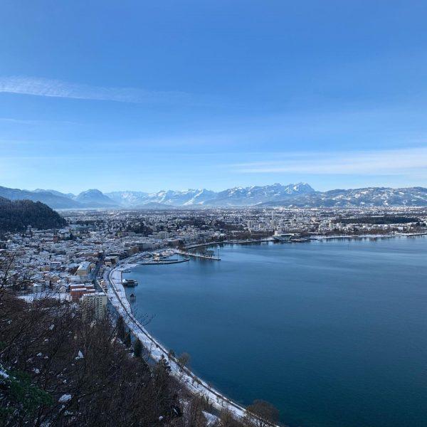 . Mornings like this 💙 Bregenz-Lochau, Österreich