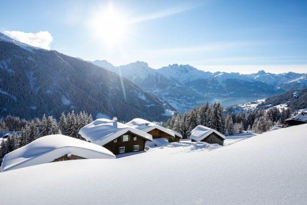 Keine Sorge, Winterbilder gehen uns so schnell noch nicht aus. Denn Schnee hat es aktuell jede Menge...