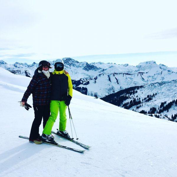 Soooo viel spass 🤟🏻 #meintraumtag #dayoff #goodtimeswithgoodpeople Skigebiet Damüls - Mellau