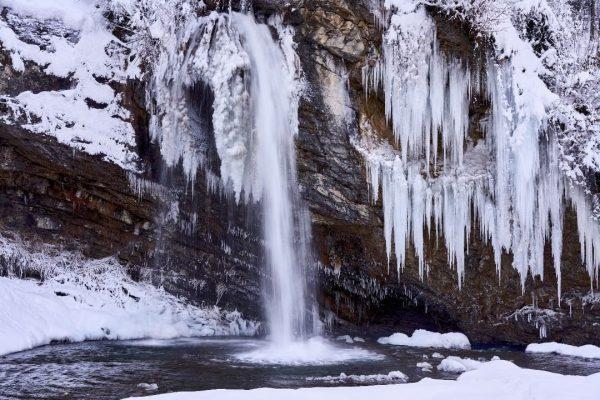 #wasserfall #frutz #rotestor #rankweil #vorarlberg #instavorarlberg #visitvorarlberg #vorarlbergtourismus #ice #eis #eiszapfen #winterwonderland #waterfall ...