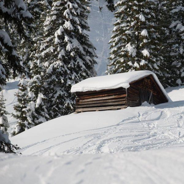 #winterliebe Entdecken Sie das Winterwunderland Damüls Faschina bei einer Wanderung durch die tief verschneite Winterlandschaft. ❄❄❄ #damuelsfaschina...