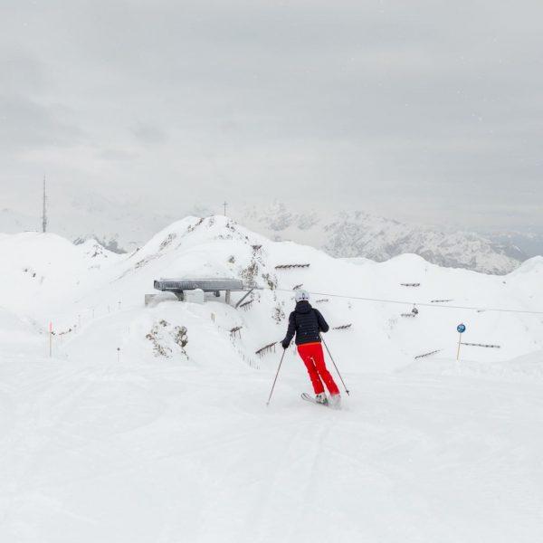 Mood 🙌 #myvorarlberg #cloudy #skiing #winterkodexvorarlberg #hochjoch #silvrettamontafon #move #inmotion (c) Patrick Dopfer