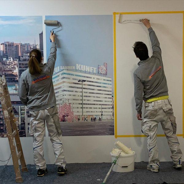 In Vorbereitung auf unsere nächste Ausstellung. Ab 28. Januar zeigen wir Critical Care, eine Produktion des @architekturzentrum_wien...