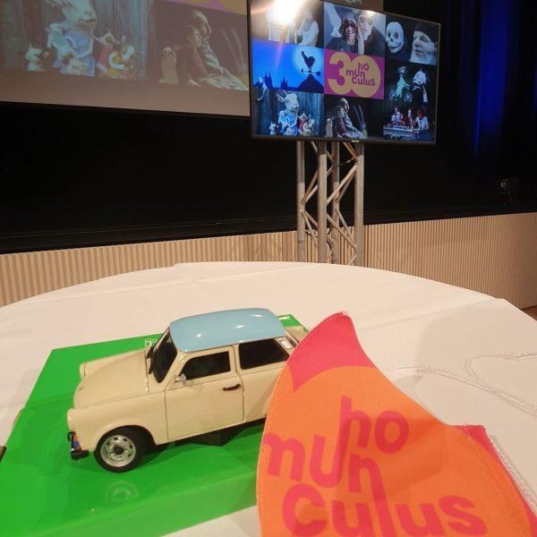 """Homunculus Programmpräsentation: Kultureller Hoffnungsschimmer Unter dem Motto """"The Show will go on!"""" wurde heute im Hohenemser Löwensaal..."""