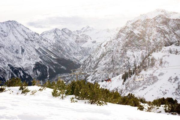 Bilderbuchstimmung im Brandnertal! Im Skigebietsteil Palüd hast du einen ausgezeichneten Blick Richtung Lünersee. ...