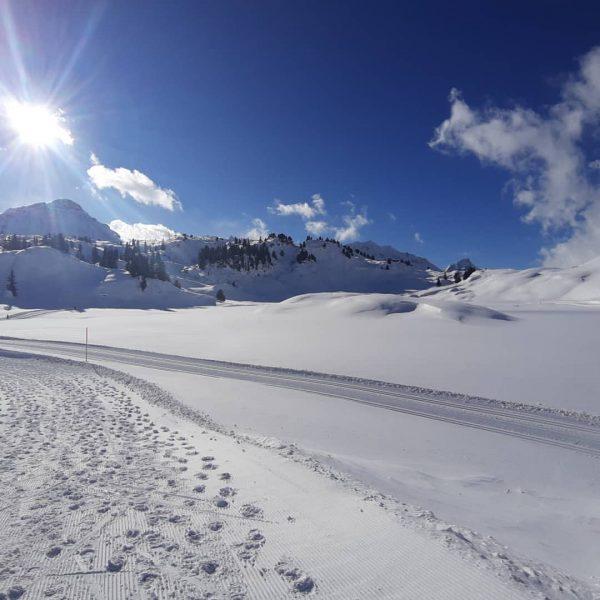Our first class energy place ✌ #berghofschroecken #snow #love #sun #fun #winter #beautiful ...