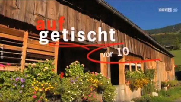 Aufgetischt vor 10: Bregenzerwald