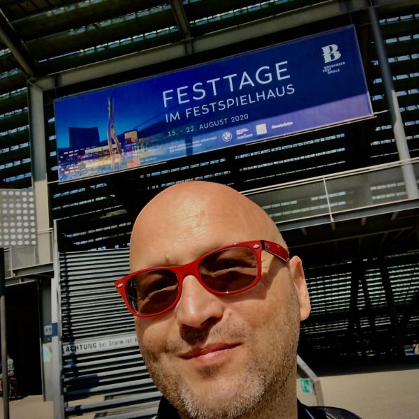 Today great day here in #Bregenz for the #Festtage of @bregenzerfestspiele ! I ...