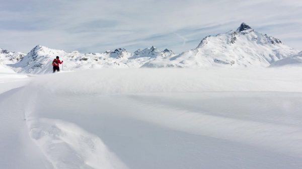 Die Silvretta-Bielerhöhe - eine faszinierende Welt aus Eis und Schnee ❄ ℹ Ab ...