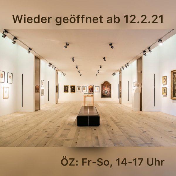 ⏭ Wir öffnen unser schönes Museum ❣️Ab nächster Woche sind wir wieder für ...
