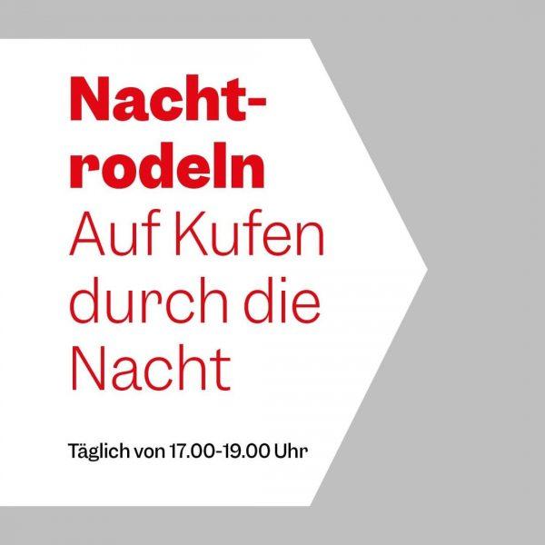 Rodeln ist ein Klassiker für Jung und Alt und immer wieder ein Riesenspaß. 🛷 Auf Vorarlbergs längster...