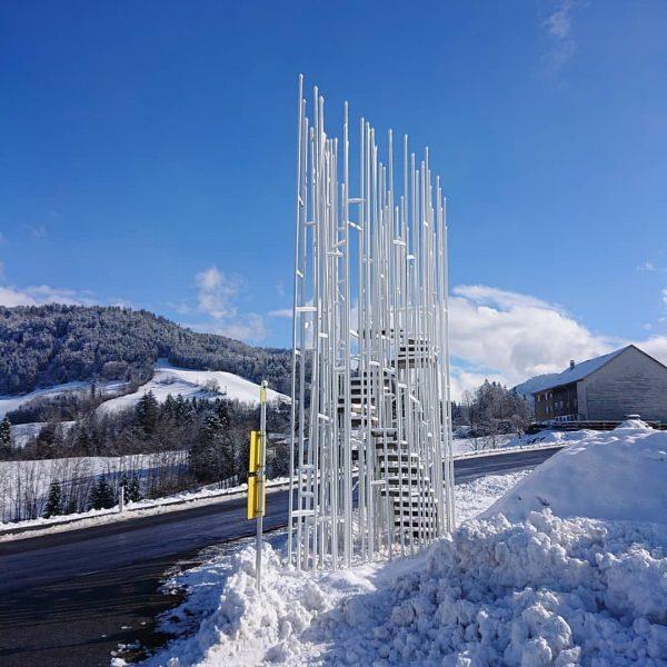 Busfahren kann so schön sein! ☀️Geniesst den Augenblick! Schöne Zeit im winterlichen Februar! ...